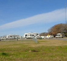 karsten rv park open ground parking